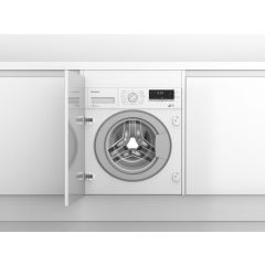 Blomberg LWI284410 8Kg 1400 Spin Built-In Washing Machine