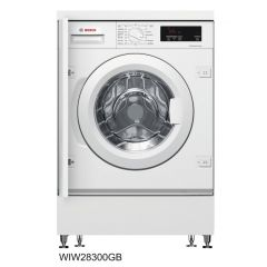 Bosch WIW28301GB Integrated 8kg 1400 Spin Washing Machine