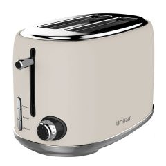 Linsar Uk KY865CREAM 2 Slice Toaster