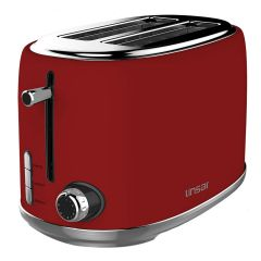 Linsar Uk KY865RED 2 Slice Toaster