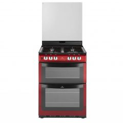 New World NW601DFDOL Dual Fuel Cooker