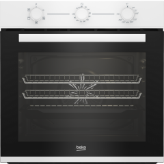 Beko CIFY71W Agency. Electric Single Oven A Energy Rated, Fan Oven, 5 Programmes, 5X Shelves, Double