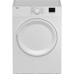 Beko DTLV70041W 7kg Vented Tumble Dryer - C Energy Rated