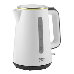 Beko WKM4322W 1.7l Kettle – White
