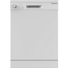 Blomberg LDF30210W Full Size Dishwasher - A++ Energy Rated