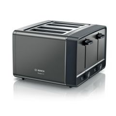 Bosch TAT5P445GB 4 Slice Toaster - Anthracite