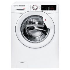 Hoover H3W4105TE 10kg 1400 Spin Washing Machine with NFC Connection - White