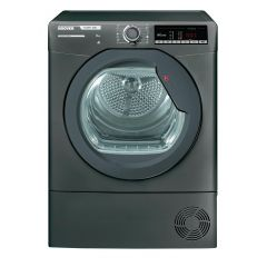 Hoover HLXC8TGR 8Kg Condenser Tumble Dryer Graphite