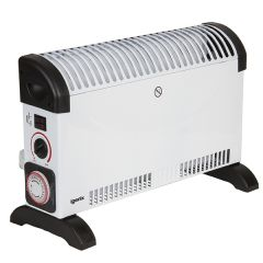 Igenix IG5250 2Kw Convector Heater With Timer