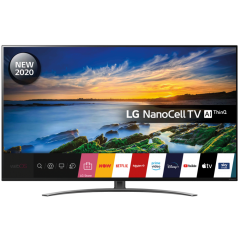 "LG 49NANO866NA 49"" 4K UHD NanoCell Smart TV"