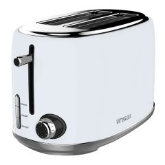 Linsar Uk KY865WHITE 2 Slice Toaster