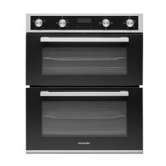 Montpellier DO3550UB Built Under Double Oven Stainess Steel