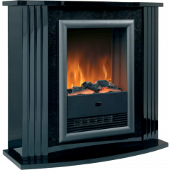 Dimplex MZT20BL Mozart Electric Fire Suite