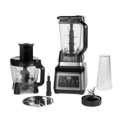 Ninja BN800UK 3-in-1 Blender and Food Processor with Auto IQ