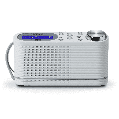 Roberts PLAY10W Digital Portable Radio White