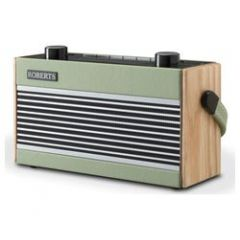 Roberts Radio RAMBLERBTGRN Dab/Fm Radio With Bluetooth - Green
