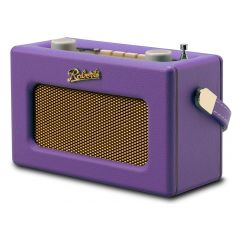 Roberts Radio REVIVAL UNO Dab+/Dab/Fm Radio - Purple