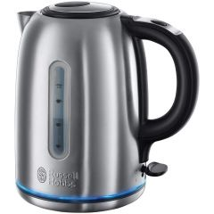 Russell Hobbs 20460 3Kw Quiet Boil Kettle Brushed Steel