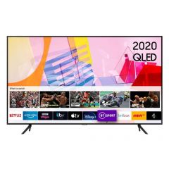 "Samsung QE43Q60TAUXXU 43"" QLED Smart TV"