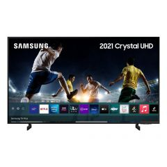 Samsung UE43AU8000KXXU 43`` 4K UHD HDR Smart TV HDR powered by HDR10+ with Dynamic Crystal Colour and Air Slim Design
