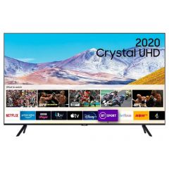 "Samsung UE43TU8000KXXU 43"" 4K UHD Smart TV"