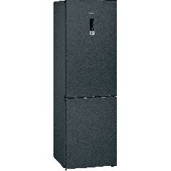Siemens KG36NXXDC 186X60 Nofrost Fridge Freezer, Hyperfresh, Chiller Drawers, In-Door Electronic, Bo