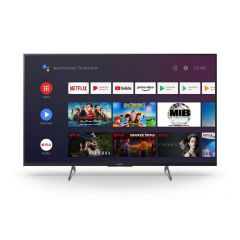 "Sony KD43XH8505BU 43"" 4K Led Smart TV"